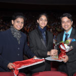 Amit Dubey Guest of Honour at Ryan International