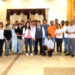 Soft Skills Training at Hitachi by Corporate Trainer Amit Dubey
