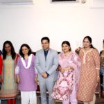 Soft Skills Training at K.B.P Hinduja College by Mr. Amit Dubey